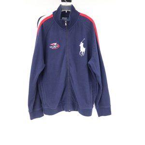polo ralph lauren men's XL full zip jacket 2009 us